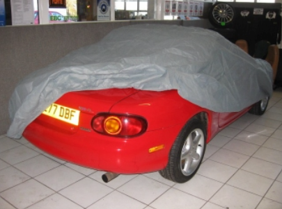 Stormforce outdoor breathable car covers for MAZDA