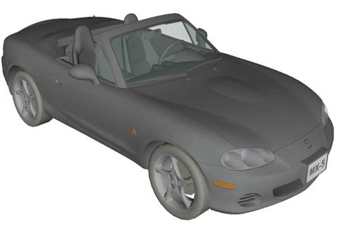 VOYAGER LIGHTWEIGHT CAR COVERS FOR MAZDA