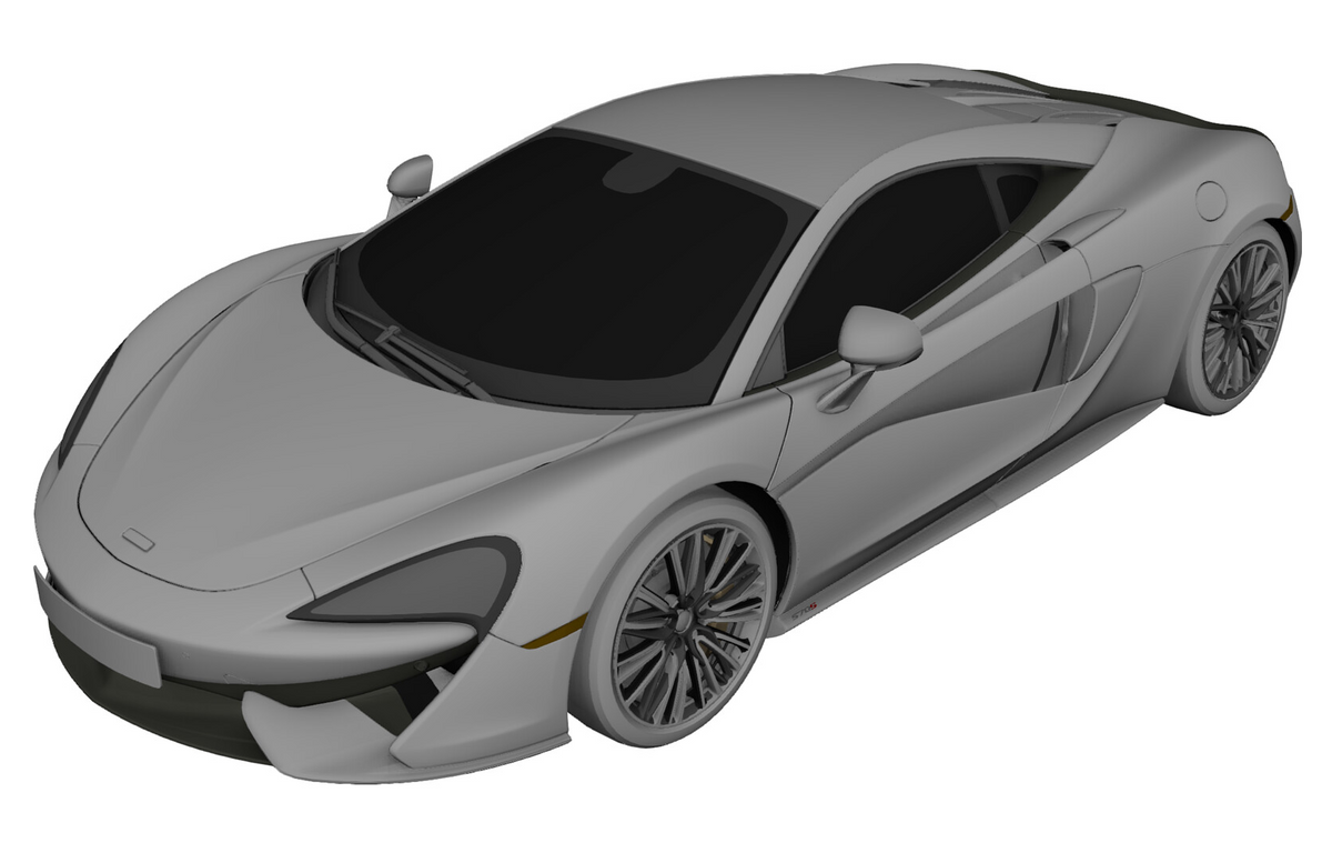 Outdoor breathable covers for MCLAREN (Special Order) by Stormforce