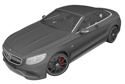 Outdoor bespoke (Teflon coated) waterproof covers MERCEDES (SPECIAL ORDER) by Apollo