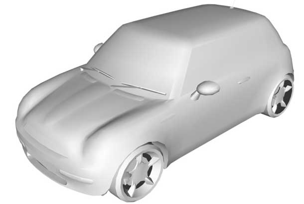 KALAHARI ULTIMATE FLEECE INDOOR CAR COVER FOR MINI