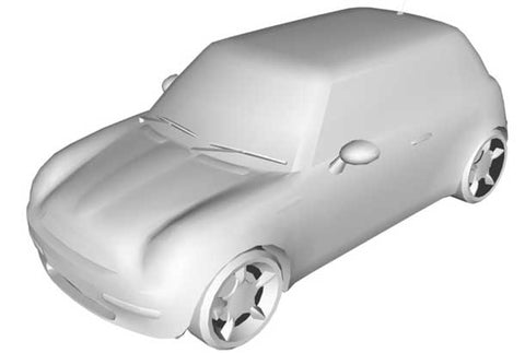 VOYAGER LIGHTWEIGHT CAR COVERS FOR MINI