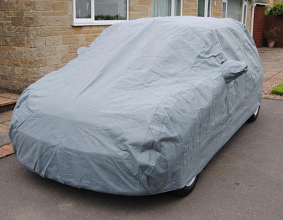 Outdoor breathable covers for MINI by Stormforce