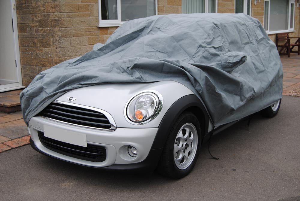 CLASSIC New Fully Breathable Water Resistant Car Cover MINI