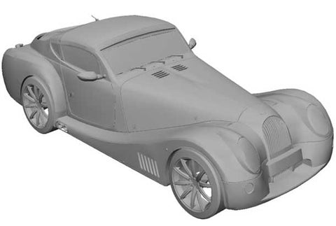 STORMFORCE LUXURY CAR COVERS FOR MORGAN