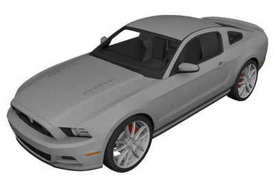 Sahara Indoor dust car covers for FORD (USA)