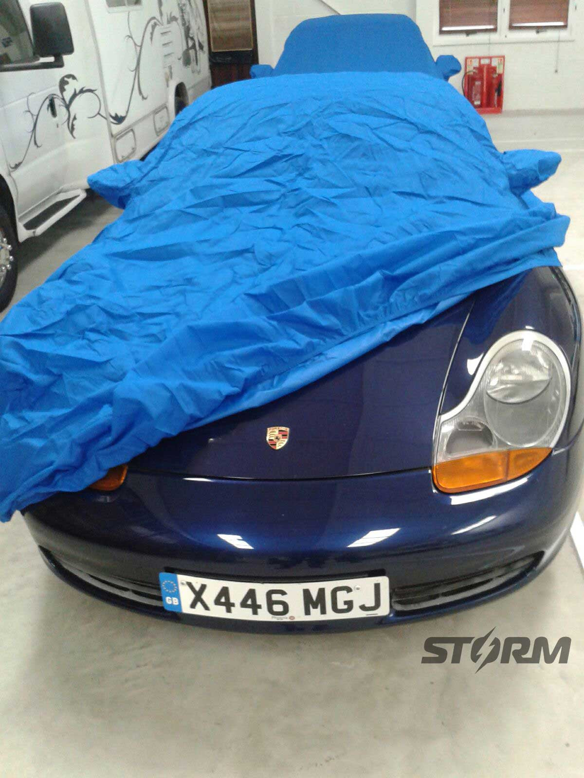 Porsche Panamera Stormforce Outdoor Car Cover Fitted