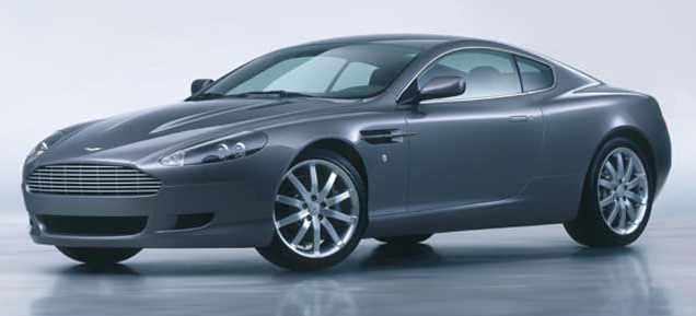 Indoor bespoke fleece covers for ASTON MARTIN (Special Order) by Kalahari