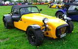 KALAHARI ULTIMATE FLEECE INDOOR CAR COVER FOR CATERHAM