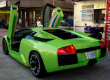 KALAHARI CUSTOM FLEECE INDOOR COVERS FOR LAMBORGHINI (SPECIAL ORDER)