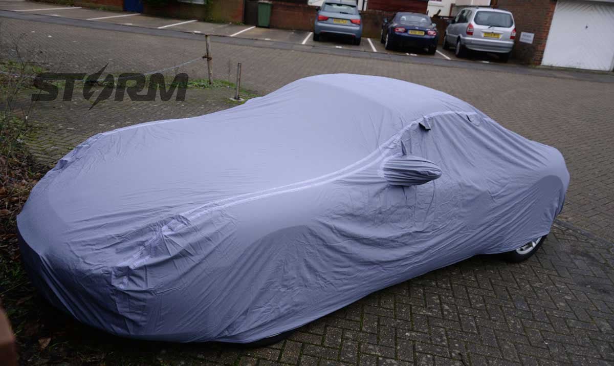 Outdoor waterproof winter covers for PORSCHE by Monsoon
