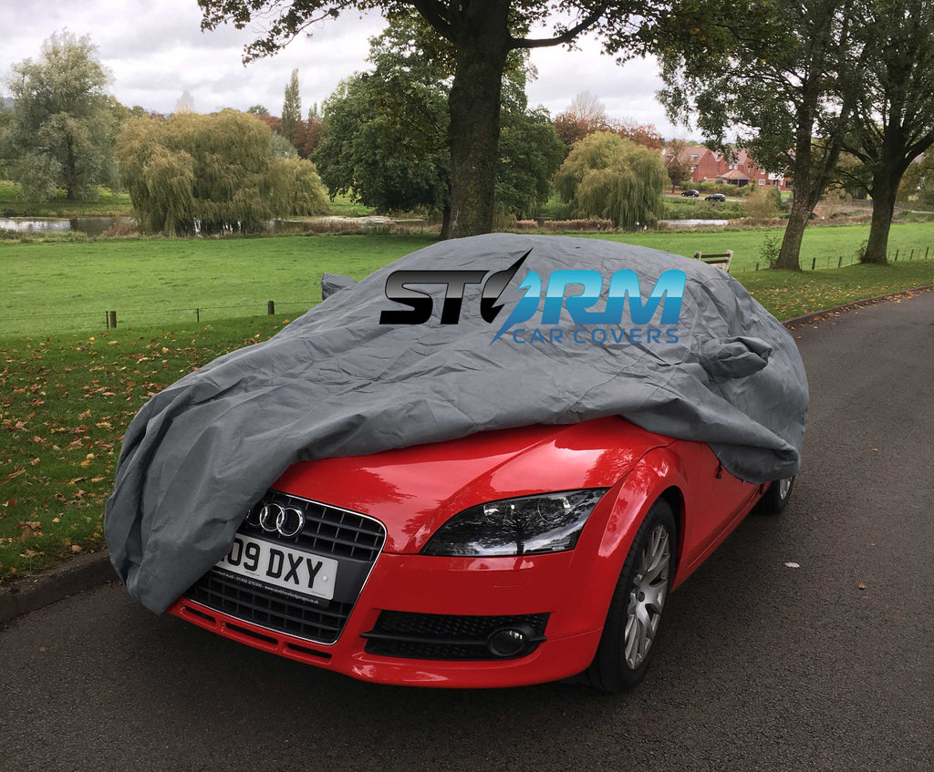 STORMFORCE LUXURY CAR COVERS FOR AUDI Storm Car Covers - Audit car