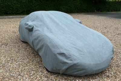 Outdoor breathable covers for DAIMLER by Stormforce