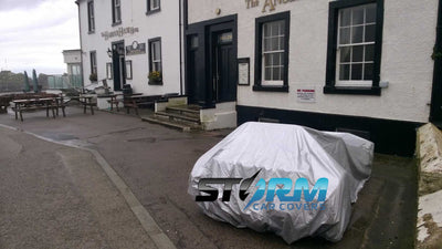 Outdoor lightweight covers for CATERHAM by Voyager
