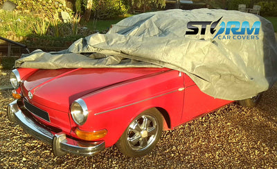 Outdoor breathable covers for VOLKSWAGEN by Stormforce