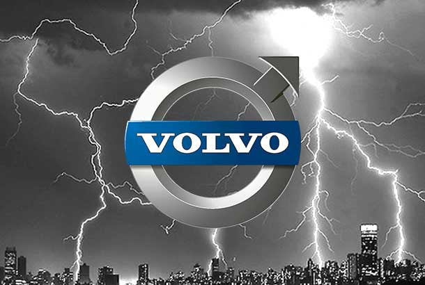 Outdoor breathable covers for VOLVO by Stormforce
