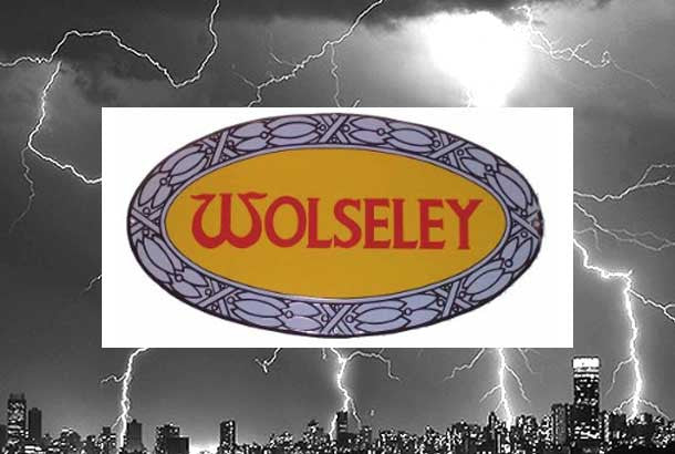 Indoor dust covers for WOLSELEY by Sahara