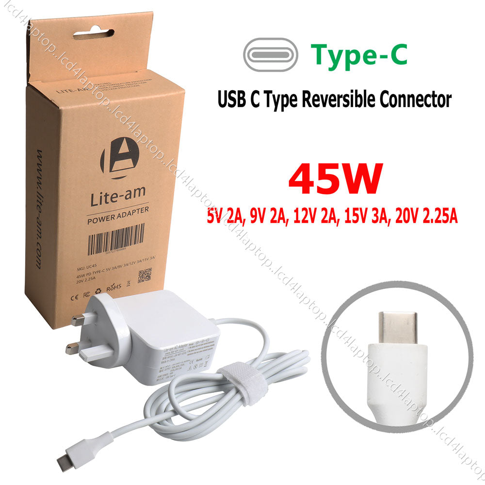 Universal Replacement 9V AC Adapter plus Euro Plug Adapter for Android Tablet PC