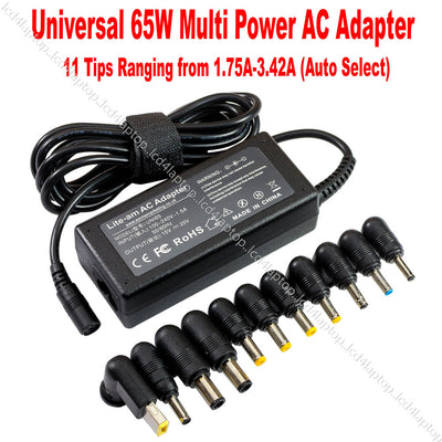 Universal AC Adapter/Charger