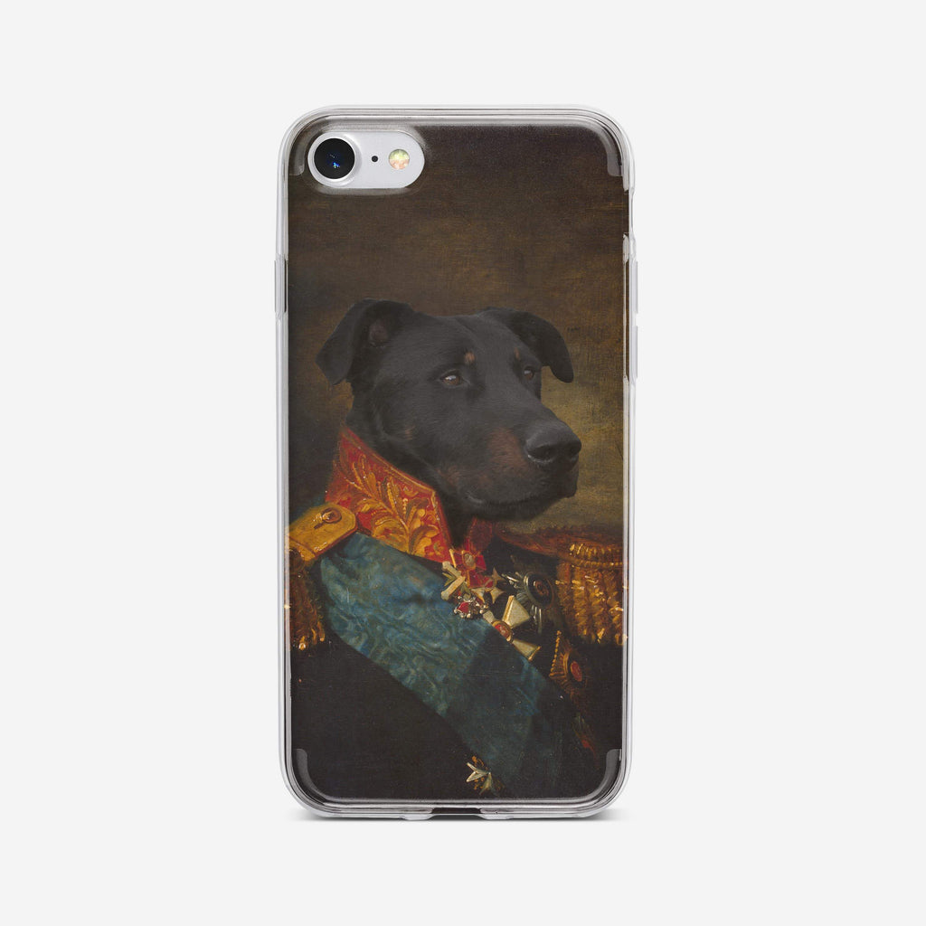 The General - Custom (Your Pet) Phone Case