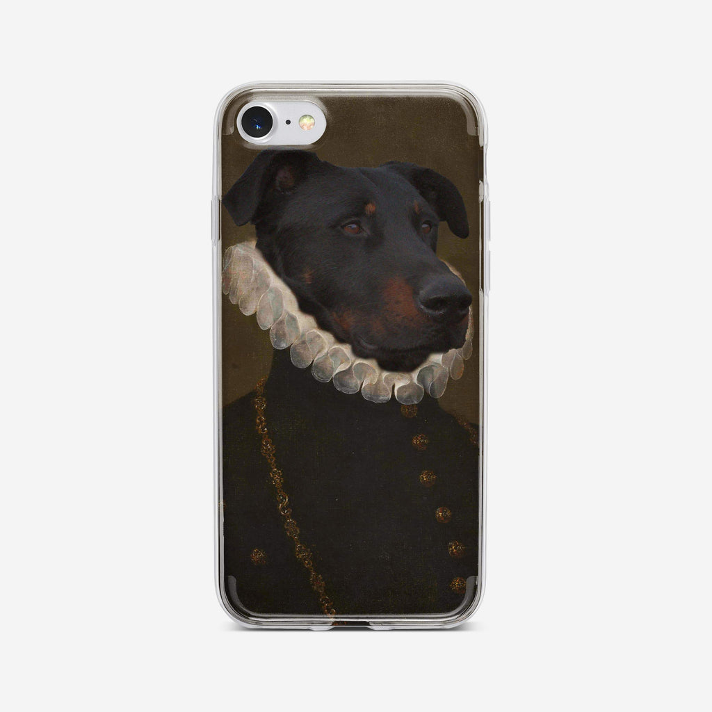 The Monarch - Custom (Your Pet) Phone Case