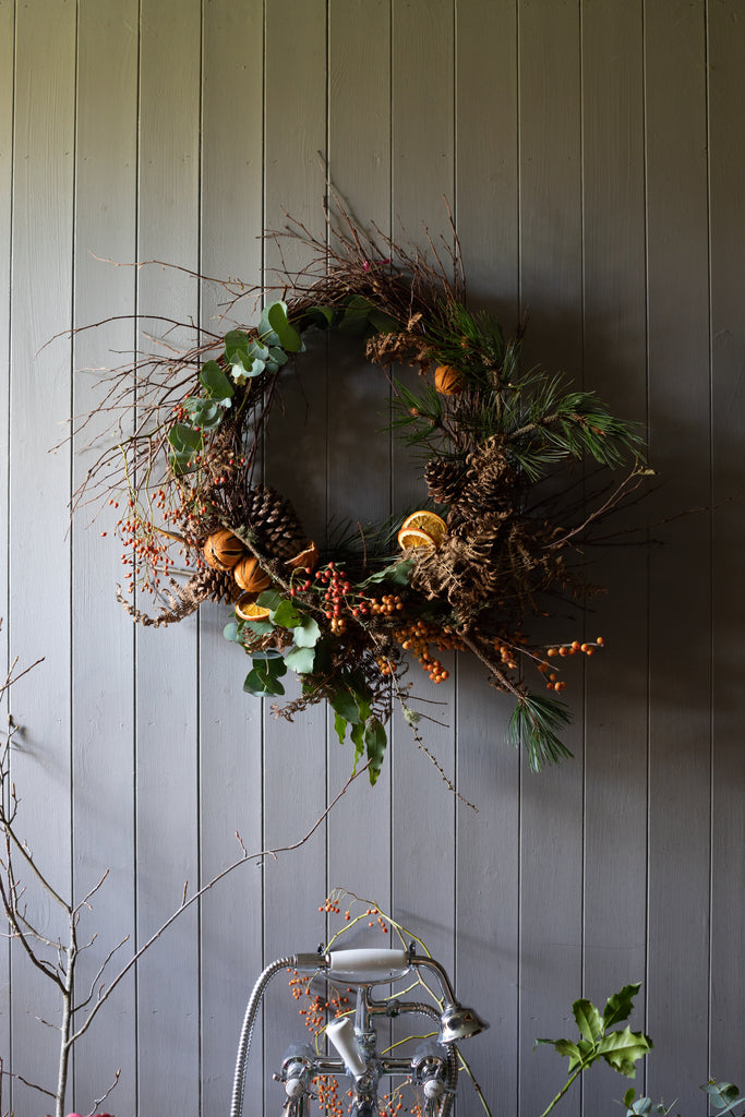 The Birch Wreath
