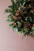 The Pink Pepper-Berry Wreath