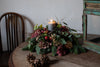 The Christmas Table Arrangement