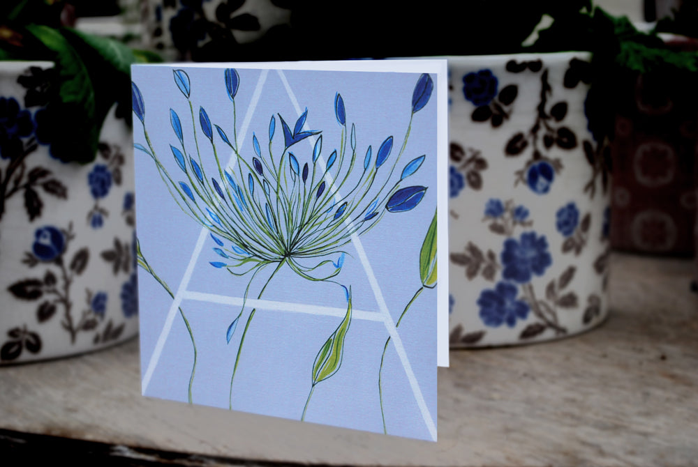 Greeting Card Florist Ireland
