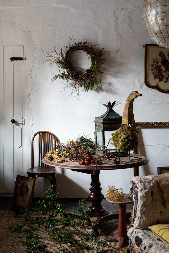 Winter Wreath Workshop at 'Scout' Essex St West