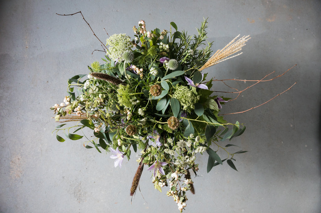 The Winter Garden bouquet