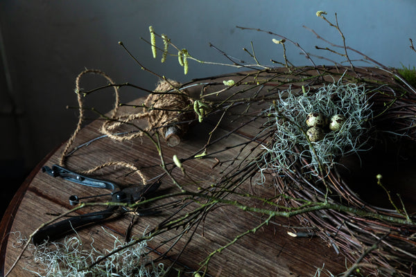 Easter Wreath Making Workshop