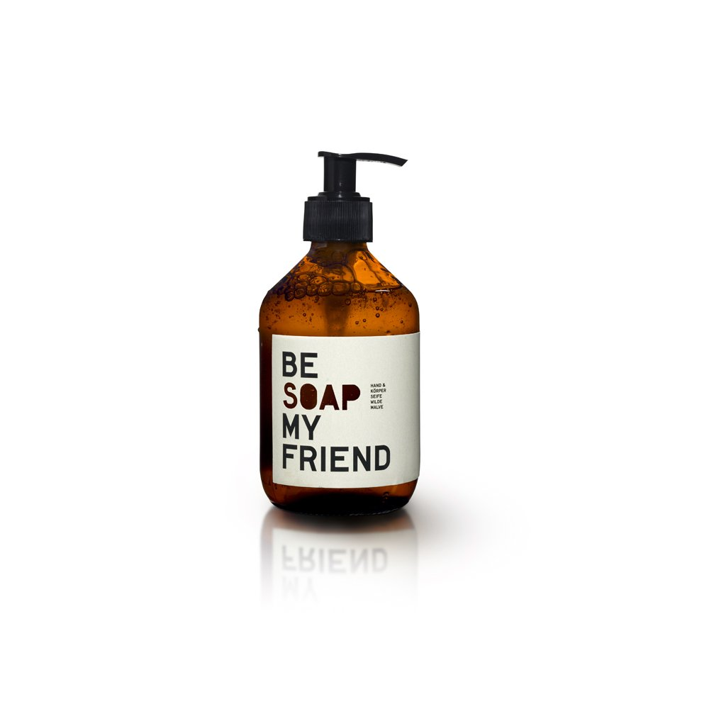 Be Soap My Friend