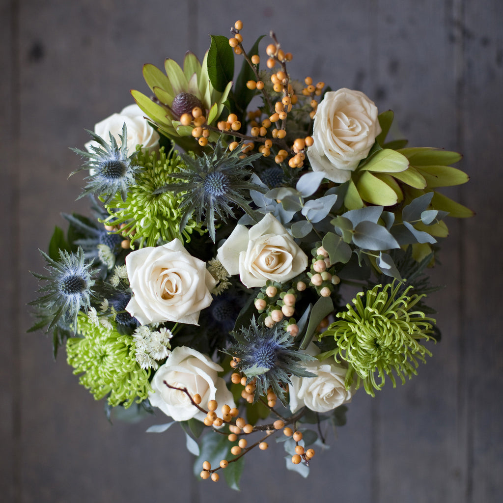 Winter Garden Bouquet