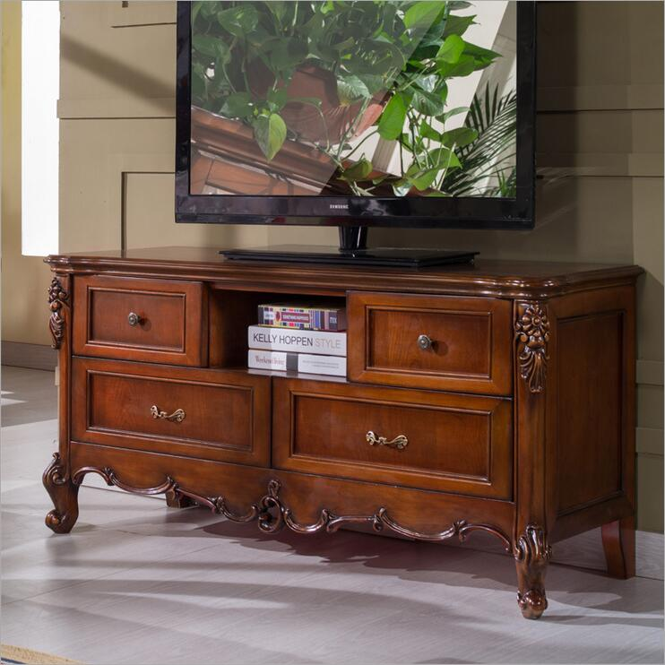 Lcd Tv Stand Living Room Wooden Furniture Homestock Buy Me