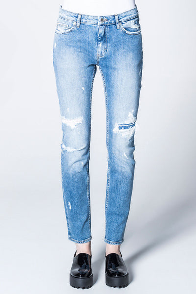 CHEAP MONDAY Common Denim Jean available in Editor