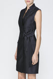 ACLER Montego Vest Dress Midnight