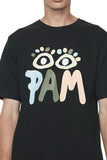 Perks And Mini (P.A.M.) Eye Love Ed S/S T-shirt Black