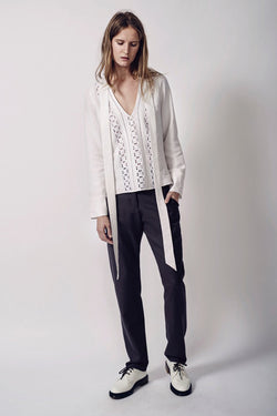 MATIN Marais Top available in White