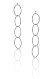Petite Grand The Valley Earrings Silver