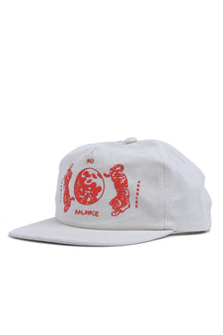 Jungles No Balance Hat White