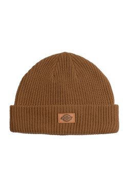 Dickies H.S. Original Slouch Beanie Duck Brown Dickies is available in Brisbane Queensland Australia at Violent Green Albert Street store
