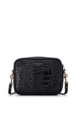 Deadly Ponies Mr Teddy Panelled Croc Black