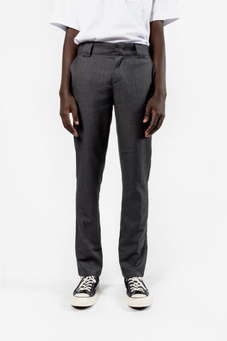 Dickies 872 Pant Herringbone Charcoal