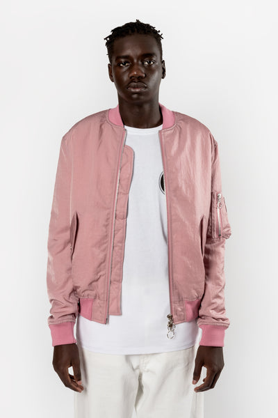 Soulland Thomasson Jacket Pink soulland is available in brisbane queensland australia at violent green albert street store