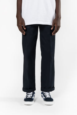 DICKIES 874 Original Work Pant Dark Navy Dickies is available in Brisbane Queensland Australia at Violent Green Albert Street store