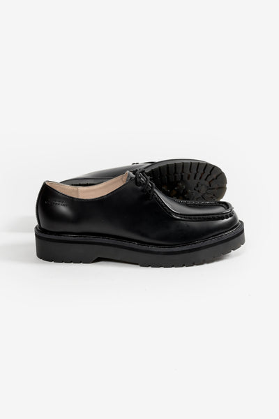 Saturdays Surf Nyc Bill Leather Shoes Black saturdays surf nyc is available in brisbane queensland australia at violent green albert street store