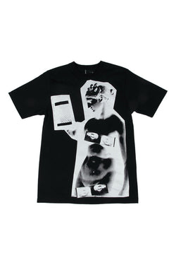 PERKS AND MINI (P.A.M.) Phone Home S/S T-shirt Black