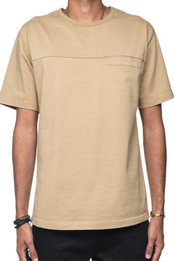 Stampd Field Pocket Shirt Camel $139 on sale for $99