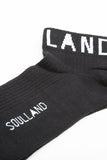 Soulland Soulrib Low Black